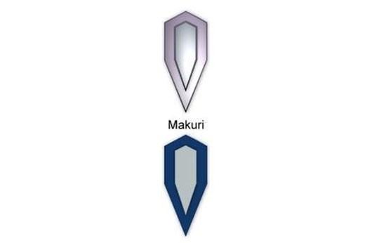 Makuri - 1060 + 1095 hoch kohlenstoffhaltigem Stahl